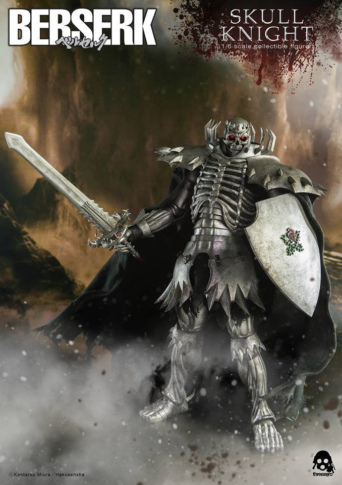 Threezero - Berserk - Skull Knight - Marvelous Toys - 12
