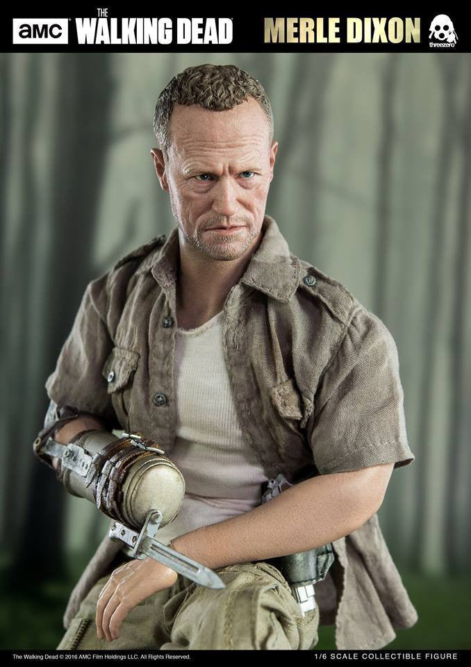 Threezero - The Walking Dead - Merle Dixon - Marvelous Toys - 12