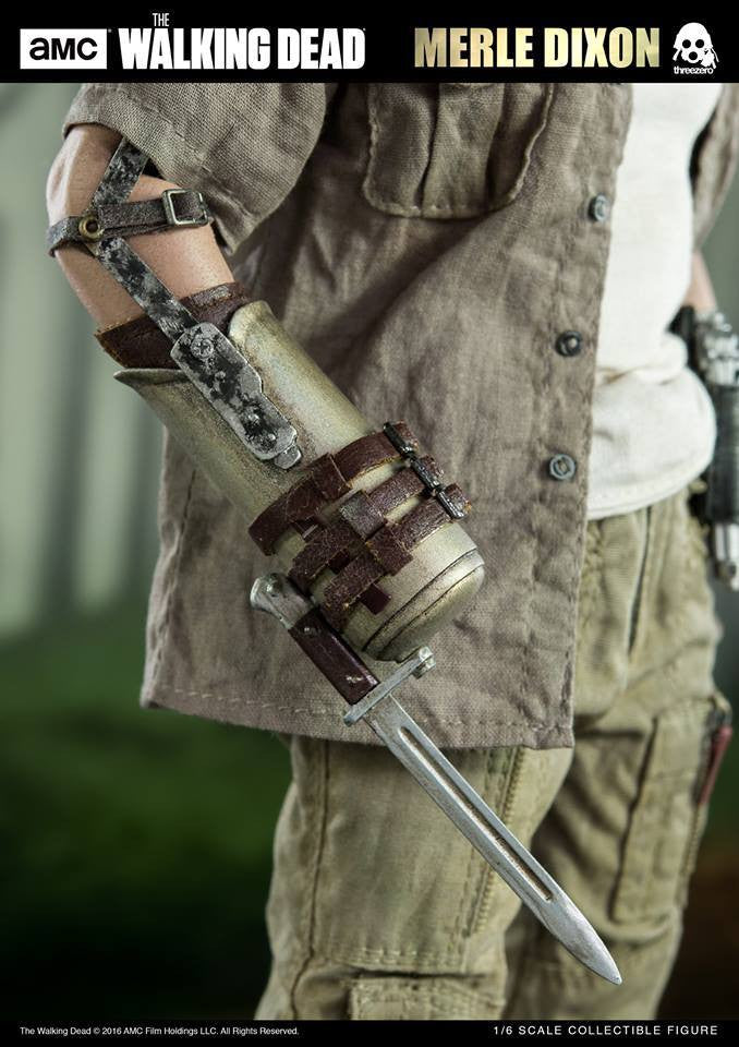 Threezero - The Walking Dead - Merle Dixon - Marvelous Toys - 13