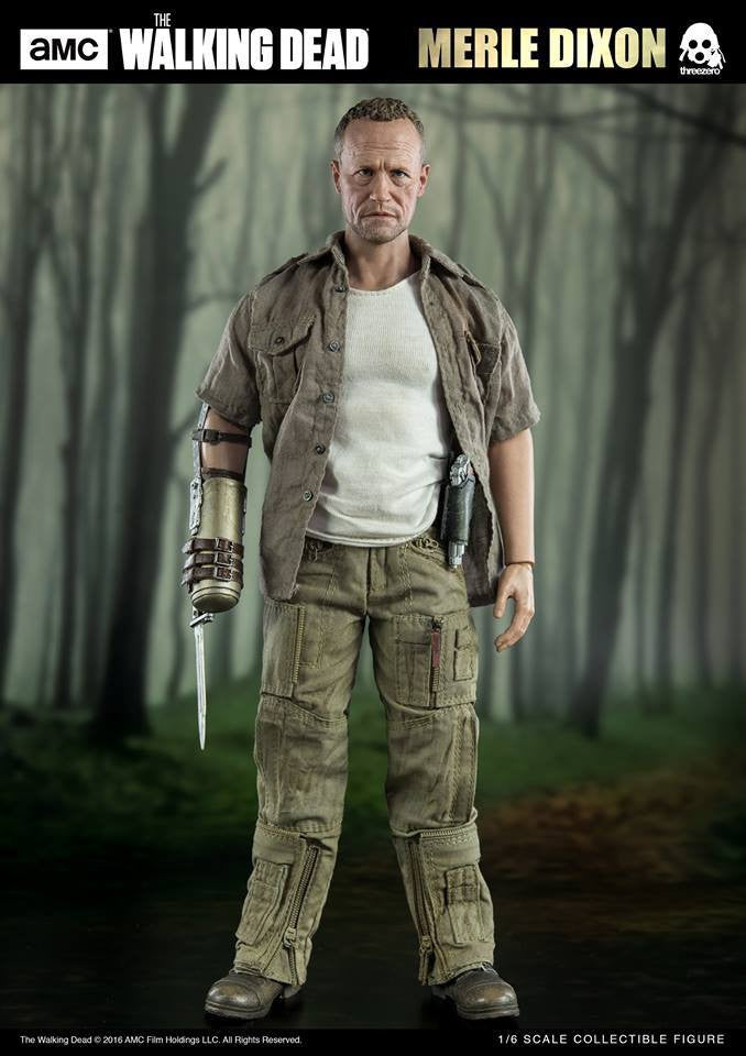 Threezero - The Walking Dead - Merle Dixon - Marvelous Toys - 14