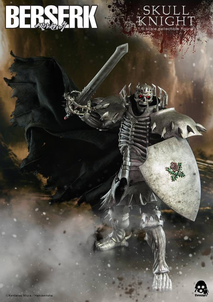 Threezero - Berserk - Skull Knight - Marvelous Toys - 14