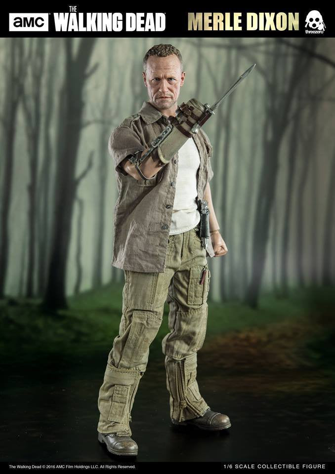 Threezero - The Walking Dead - Merle Dixon - Marvelous Toys - 15
