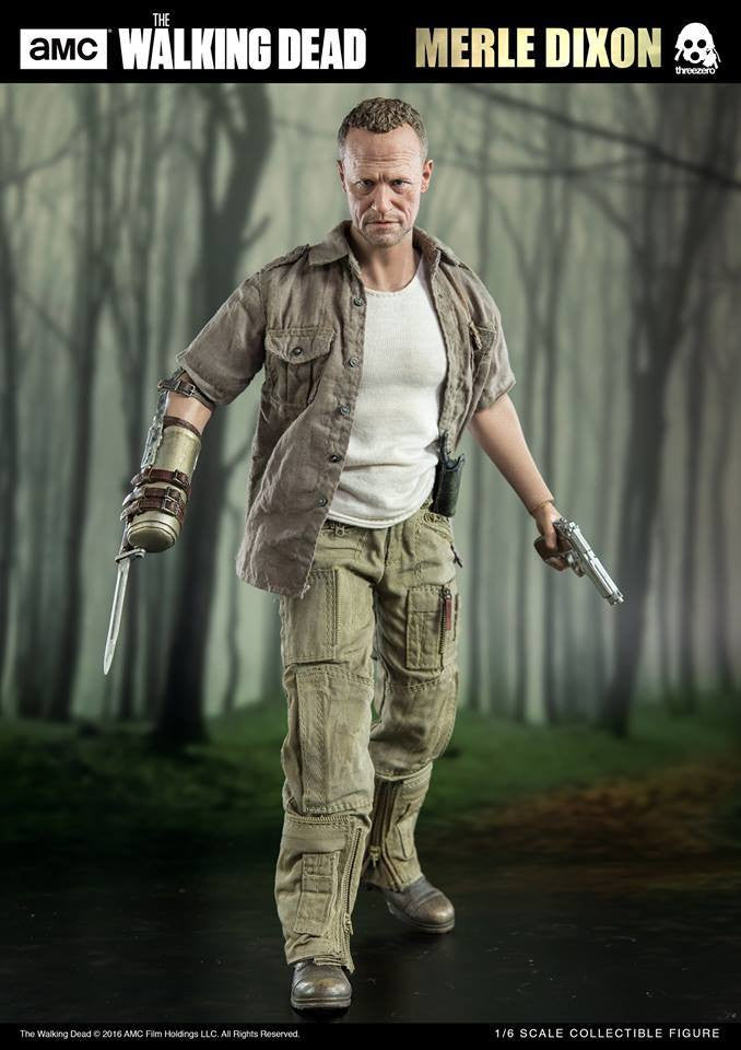 Threezero - The Walking Dead - Merle Dixon - Marvelous Toys - 1