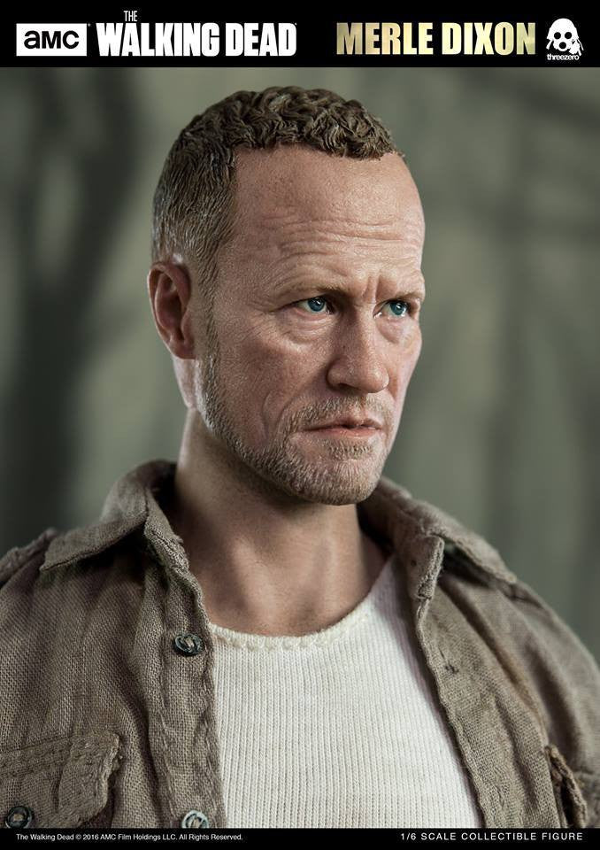 Threezero - The Walking Dead - Merle Dixon - Marvelous Toys - 16