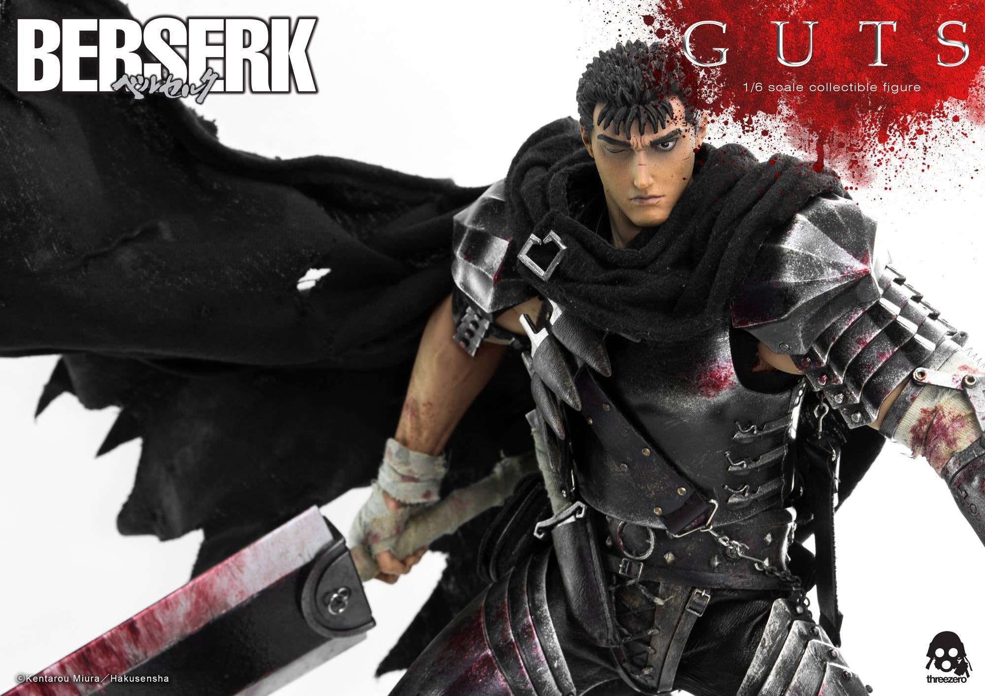 Threezero - Berserk - Guts (Reissue) - Marvelous Toys - 22