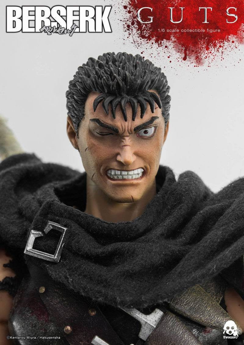 Threezero - Berserk - Guts (Reissue) - Marvelous Toys - 4