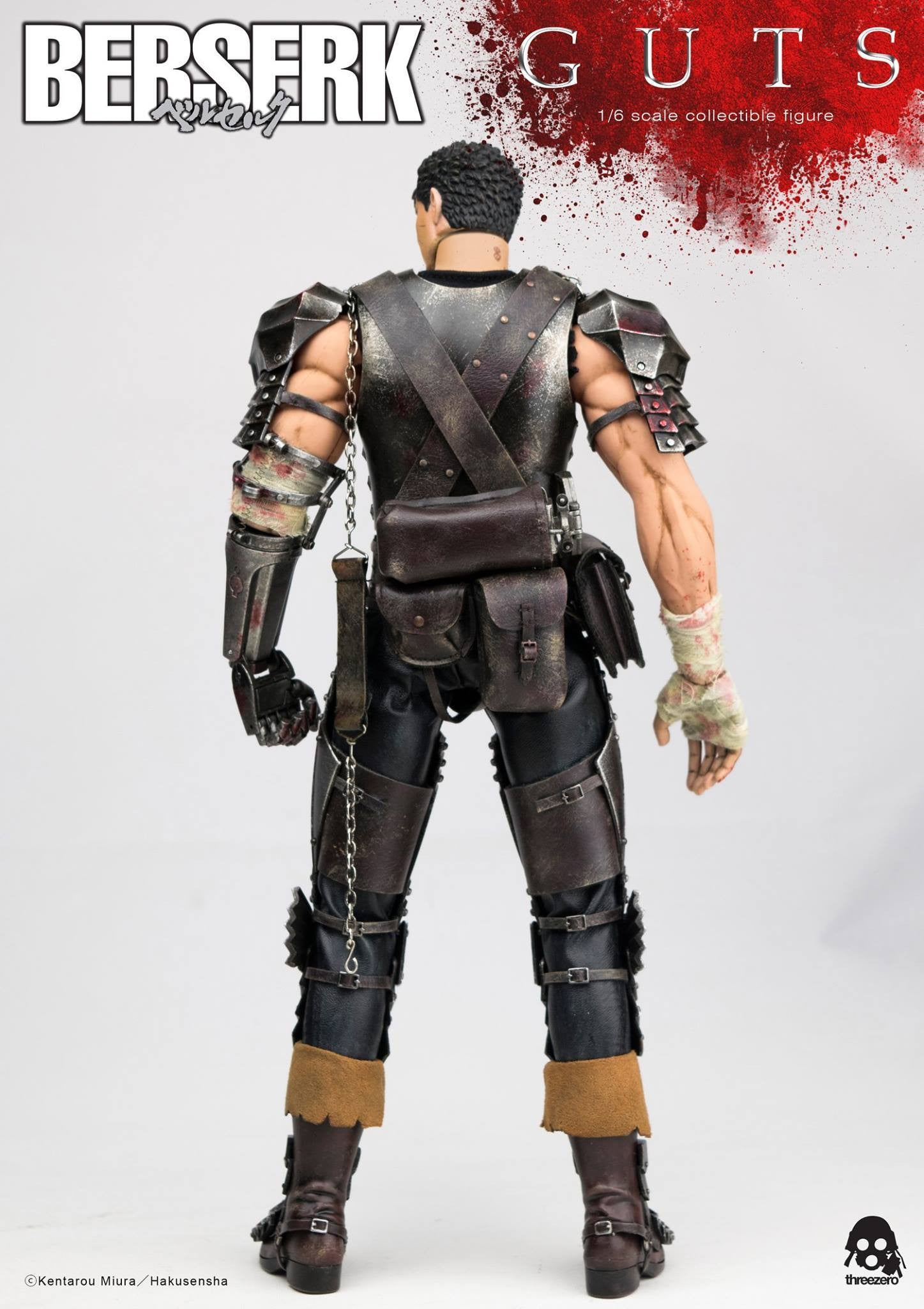 Threezero - Berserk - Guts (Reissue) - Marvelous Toys - 24