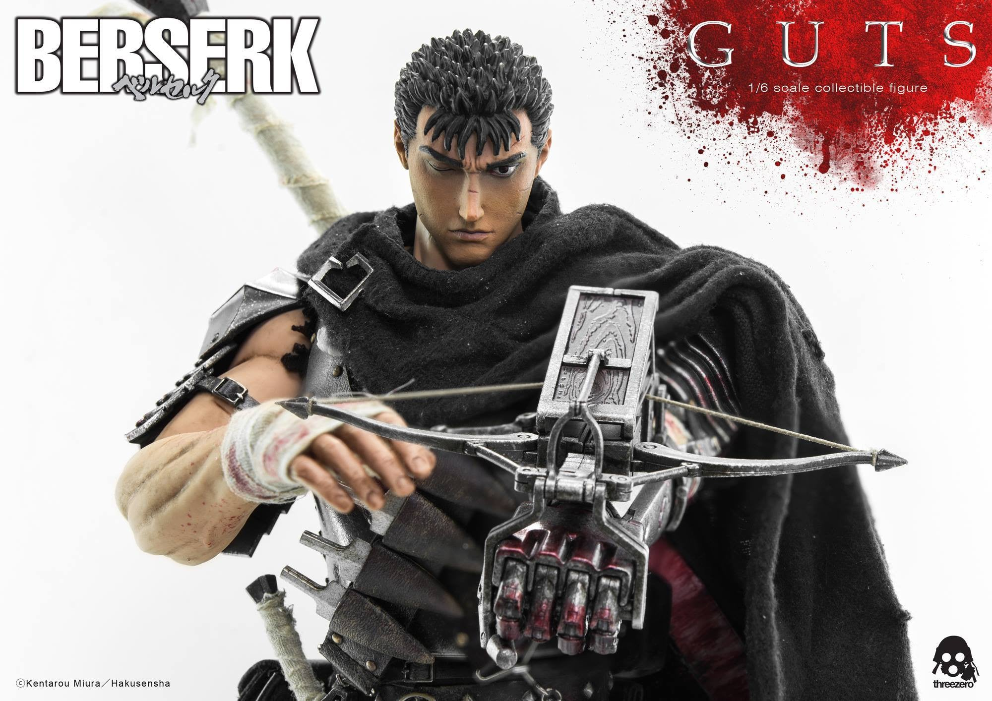 Threezero - Berserk - Guts (Reissue) - Marvelous Toys - 25