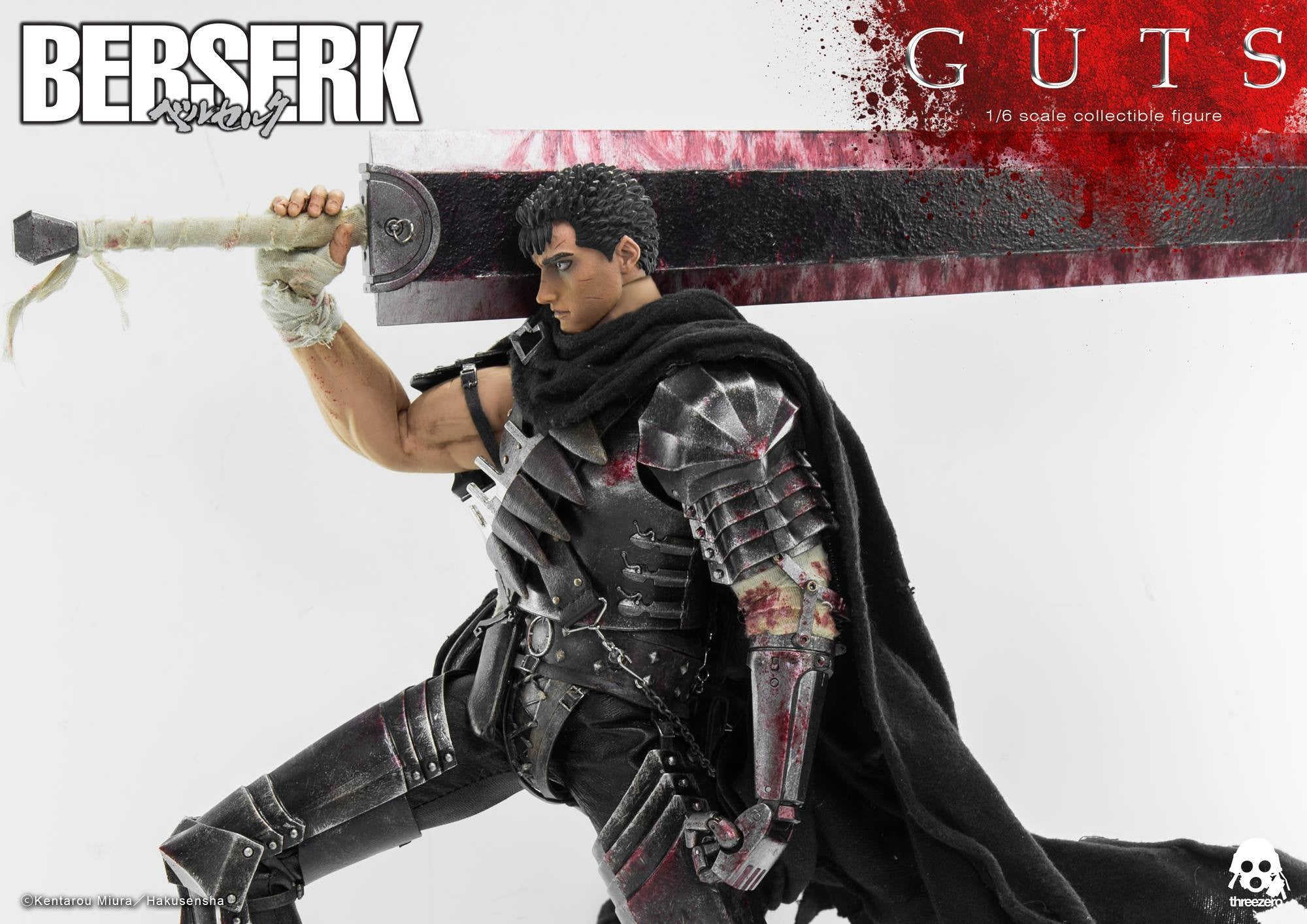 Threezero - Berserk - Guts (Reissue) - Marvelous Toys - 26
