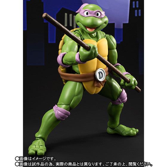 S.H. Figuarts - Teenage Mutant Ninja Turtles - Donatello - Marvelous Toys - 2