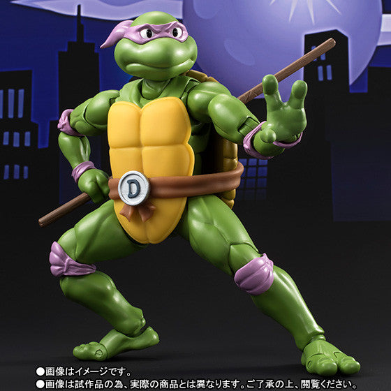 S.H. Figuarts - Teenage Mutant Ninja Turtles - Donatello - Marvelous Toys - 3