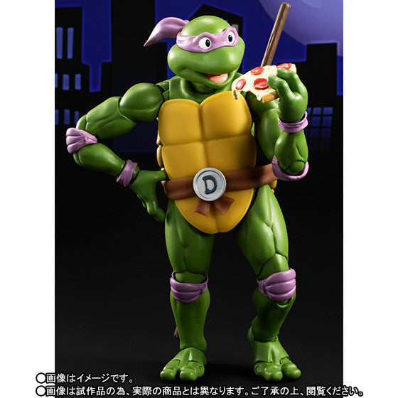 S.H. Figuarts - Teenage Mutant Ninja Turtles - Donatello - Marvelous Toys - 4
