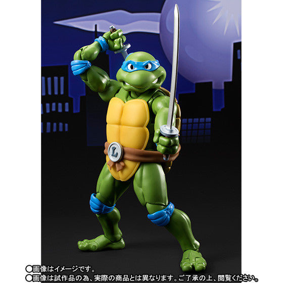 S.H. Figuarts - Teenage Mutant Ninja Turtles - Leonardo - Marvelous Toys - 2
