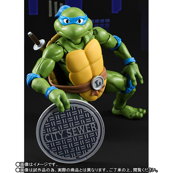 S.H. Figuarts - Teenage Mutant Ninja Turtles - Leonardo - Marvelous Toys - 4