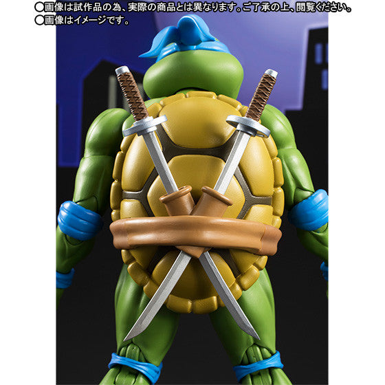 S.H. Figuarts - Teenage Mutant Ninja Turtles - Leonardo - Marvelous Toys - 6