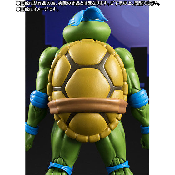S.H. Figuarts - Teenage Mutant Ninja Turtles - Leonardo - Marvelous Toys - 7