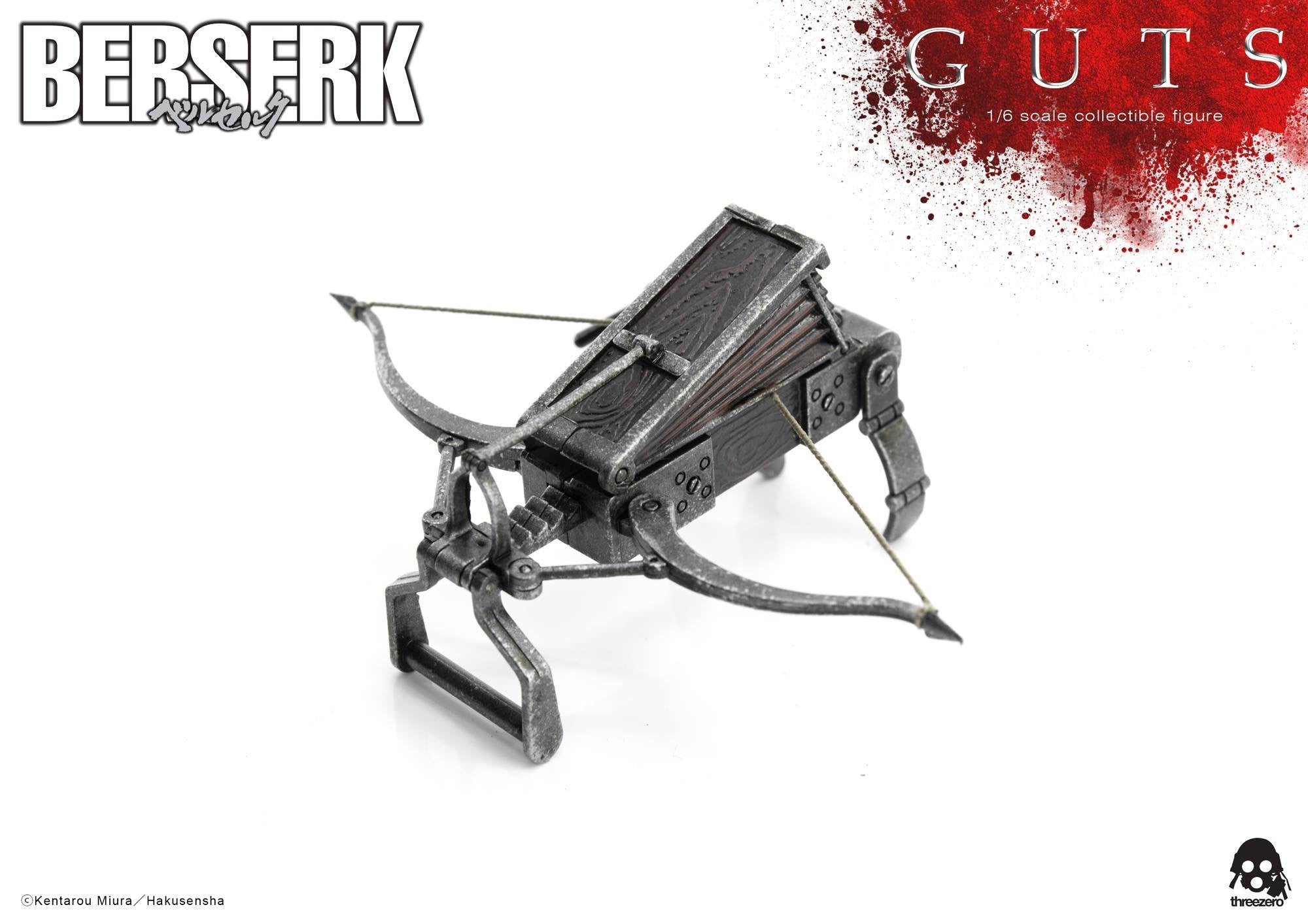 Threezero - Berserk - Guts (Reissue) - Marvelous Toys - 27