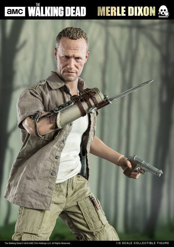 Threezero - The Walking Dead - Merle Dixon - Marvelous Toys - 2