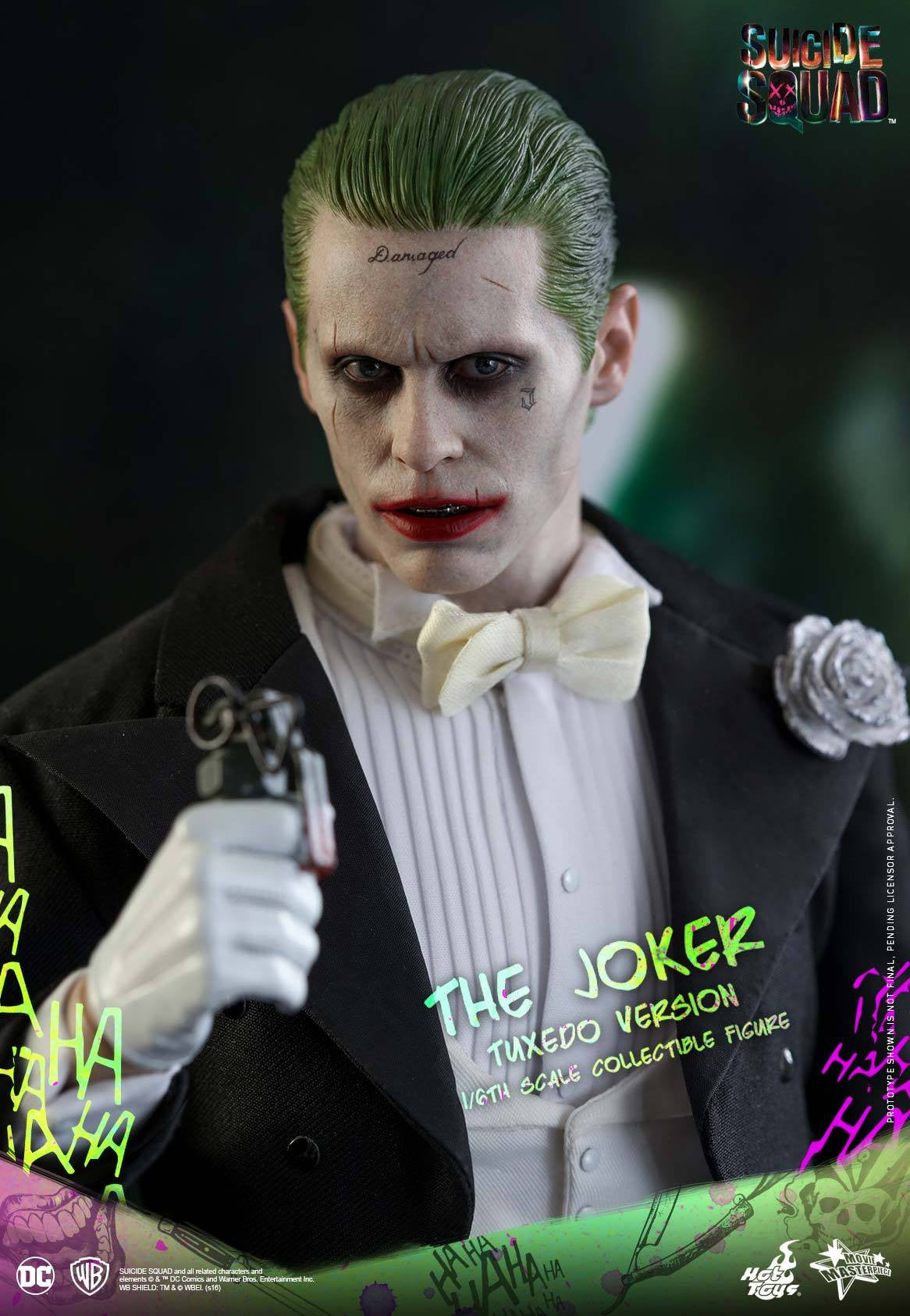 Hot Toys - MMS395 - Suicide Squad - The Joker (Tuxedo Version) - Marvelous Toys - 3