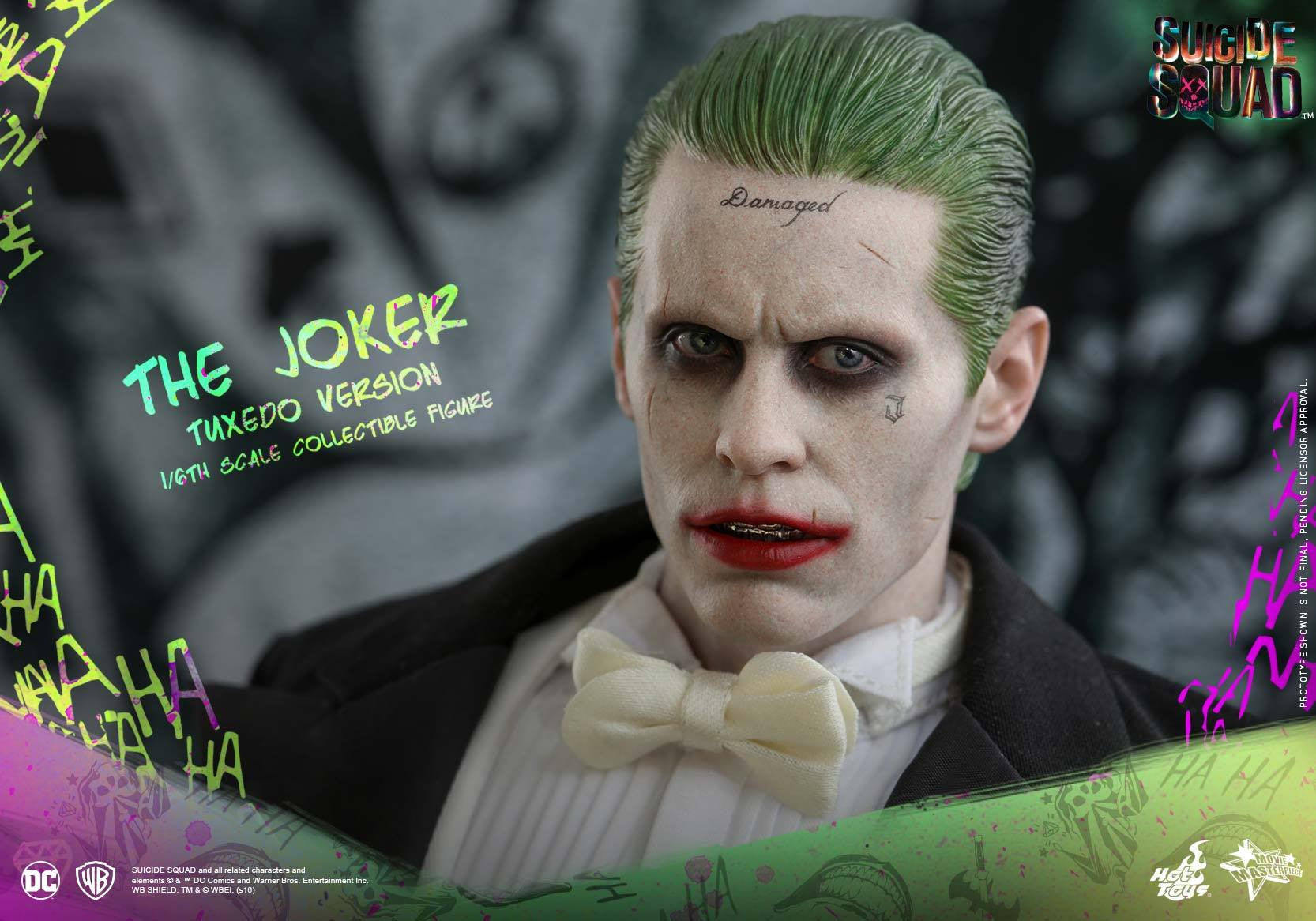 Hot Toys - MMS395 - Suicide Squad - The Joker (Tuxedo Version) - Marvelous Toys - 4