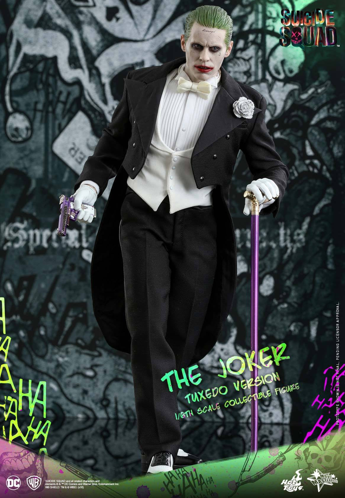 Hot Toys - MMS395 - Suicide Squad - The Joker (Tuxedo Version) - Marvelous Toys - 1