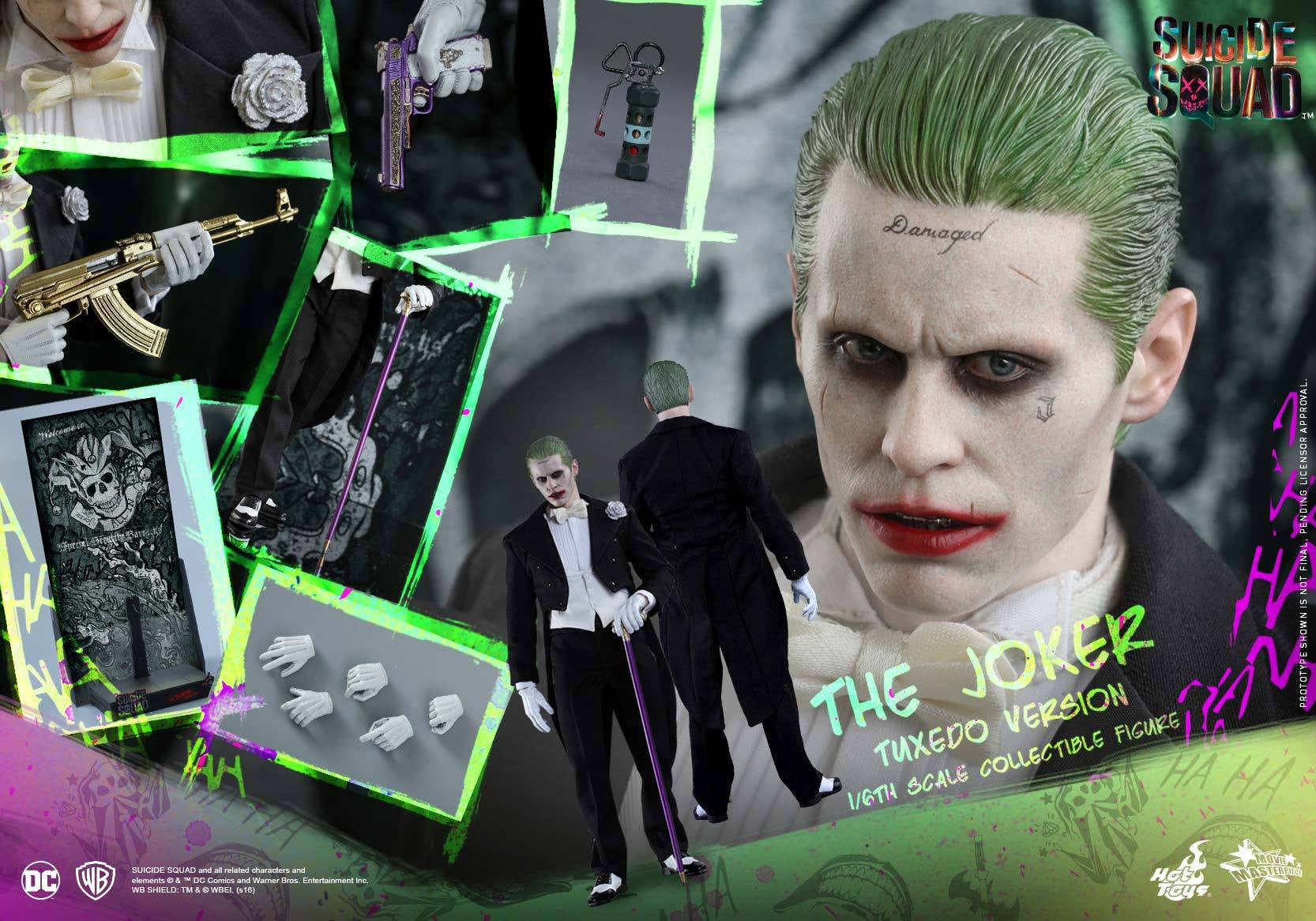 Hot Toys - MMS395 - Suicide Squad - The Joker (Tuxedo Version) - Marvelous Toys - 20
