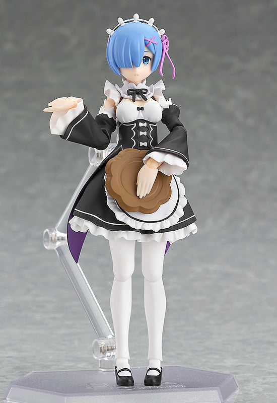 figma - 346 - Re:ZERO -Starting Life in Another World- - Rem (Reissue)