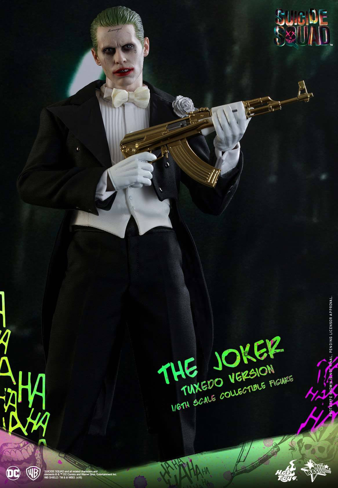 Hot Toys - MMS395 - Suicide Squad - The Joker (Tuxedo Version) - Marvelous Toys - 5