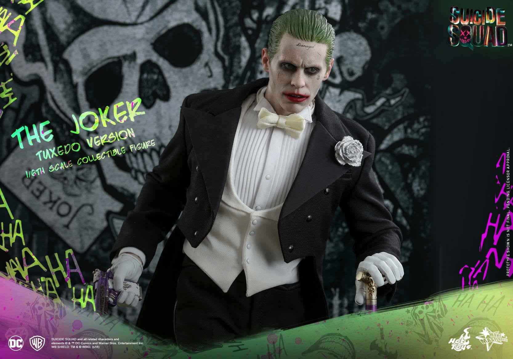 Hot Toys - MMS395 - Suicide Squad - The Joker (Tuxedo Version) - Marvelous Toys - 6