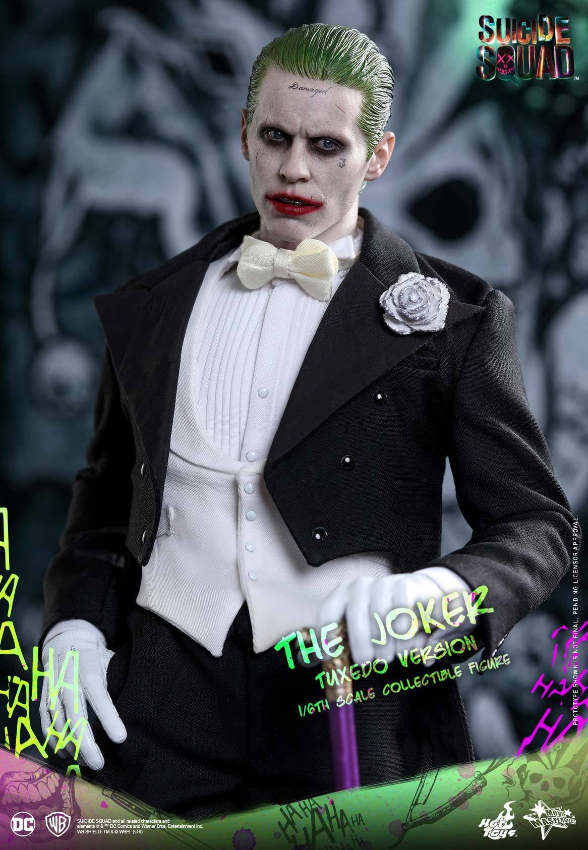 Hot Toys - MMS395 - Suicide Squad - The Joker (Tuxedo Version) - Marvelous Toys - 7