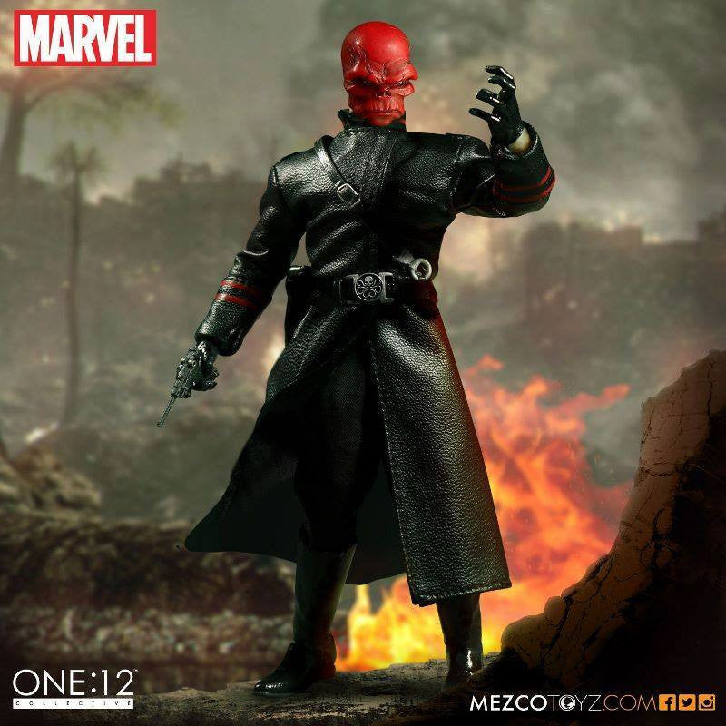 Mezco - One:12 Collective - Marvel - Red Skull - Marvelous Toys - 1