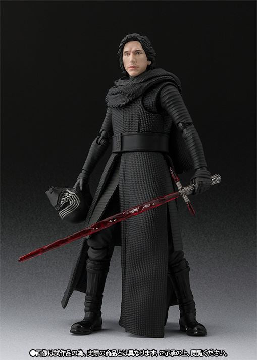 S.H.Figuarts - Star Wars: The Force Awakens - Kylo Ren (TamashiiWeb Exclusive) - Marvelous Toys - 1