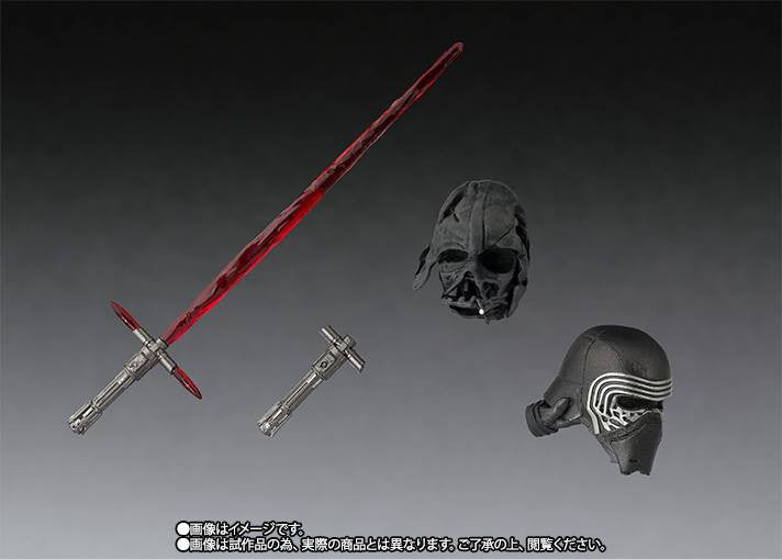 S.H.Figuarts - Star Wars: The Force Awakens - Kylo Ren (TamashiiWeb Exclusive) - Marvelous Toys - 8