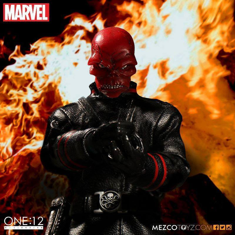 Mezco - One:12 Collective - Marvel - Red Skull - Marvelous Toys - 3