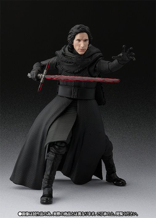 S.H.Figuarts - Star Wars: The Force Awakens - Kylo Ren (TamashiiWeb Exclusive) - Marvelous Toys - 3