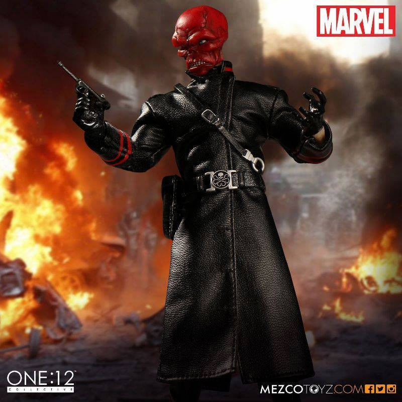 Mezco - One:12 Collective - Marvel - Red Skull - Marvelous Toys - 4