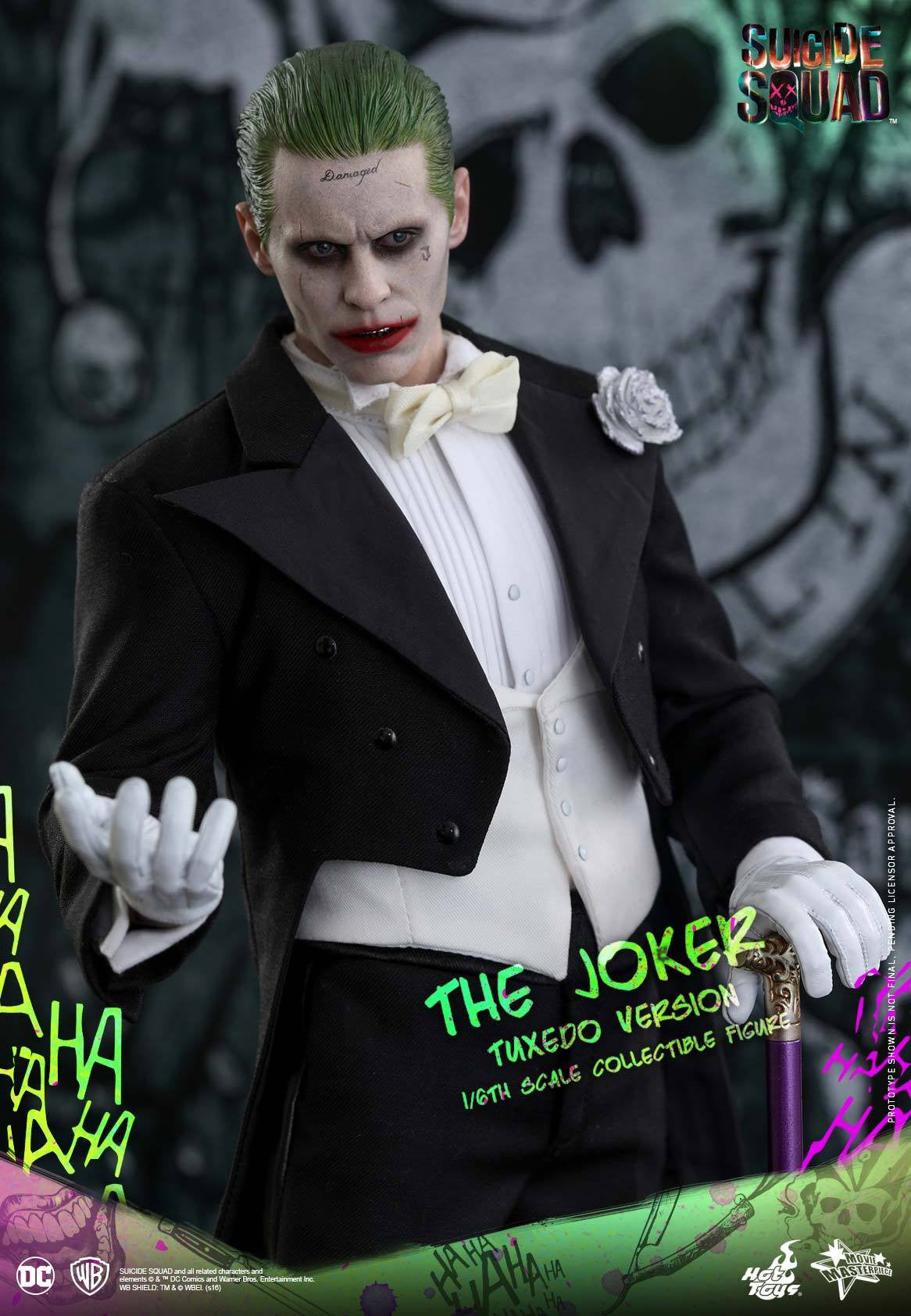 Hot Toys - MMS395 - Suicide Squad - The Joker (Tuxedo Version) - Marvelous Toys - 8
