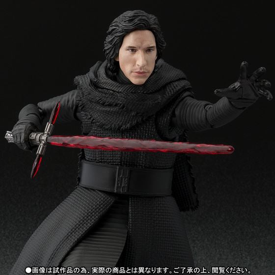 S.H.Figuarts - Star Wars: The Force Awakens - Kylo Ren (TamashiiWeb Exclusive) - Marvelous Toys - 7