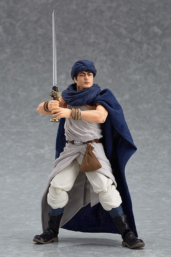 Figma 324 - The Hero Yoshihiko and the Demon King's Castle - Yoshihiko - Marvelous Toys - 3