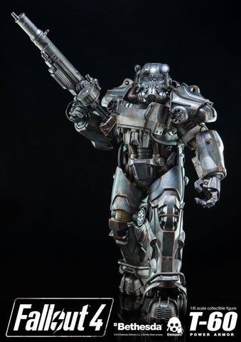 ThreeZero - Fallout 4 - T-60 Power Armor - Marvelous Toys - 1