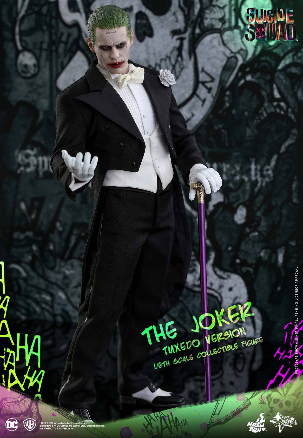 Hot Toys - MMS395 - Suicide Squad - The Joker (Tuxedo Version) - Marvelous Toys - 9