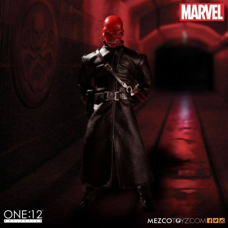 Mezco - One:12 Collective - Marvel - Red Skull - Marvelous Toys - 5