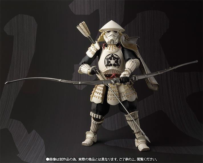 Bandai - Movie Realization - Yumi Ashigaru Stormtrooper (TamashiiWeb Exclusive) - Marvelous Toys - 3