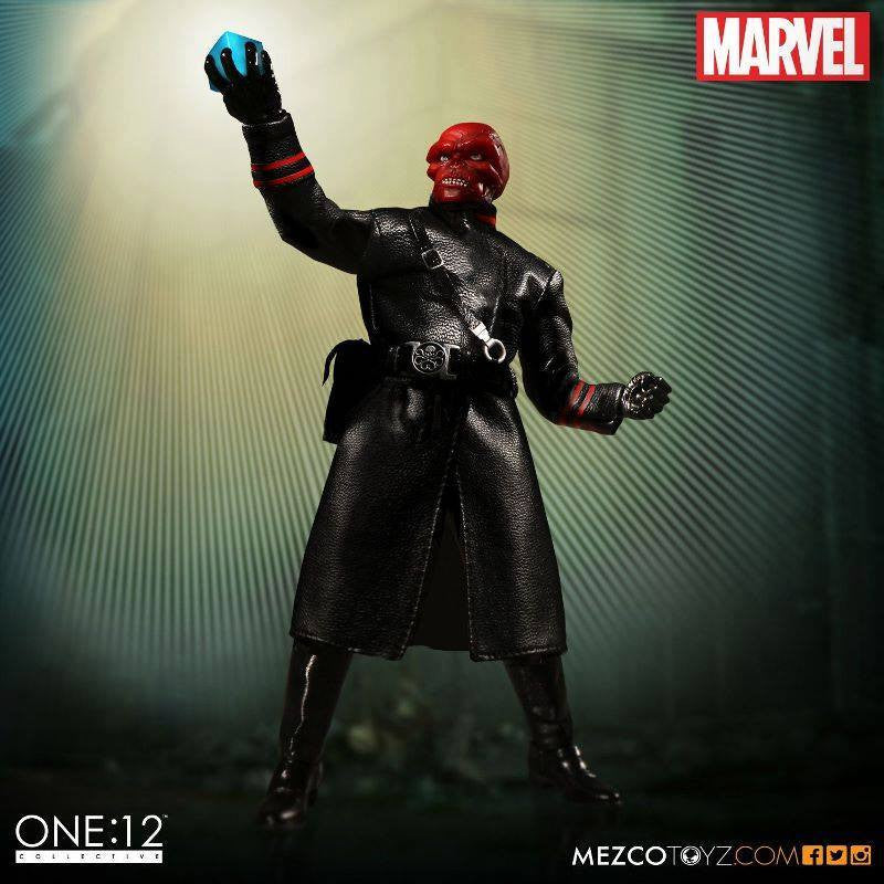 Mezco - One:12 Collective - Marvel - Red Skull - Marvelous Toys - 6