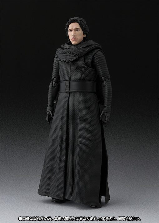 S.H.Figuarts - Star Wars: The Force Awakens - Kylo Ren (TamashiiWeb Exclusive) - Marvelous Toys - 4