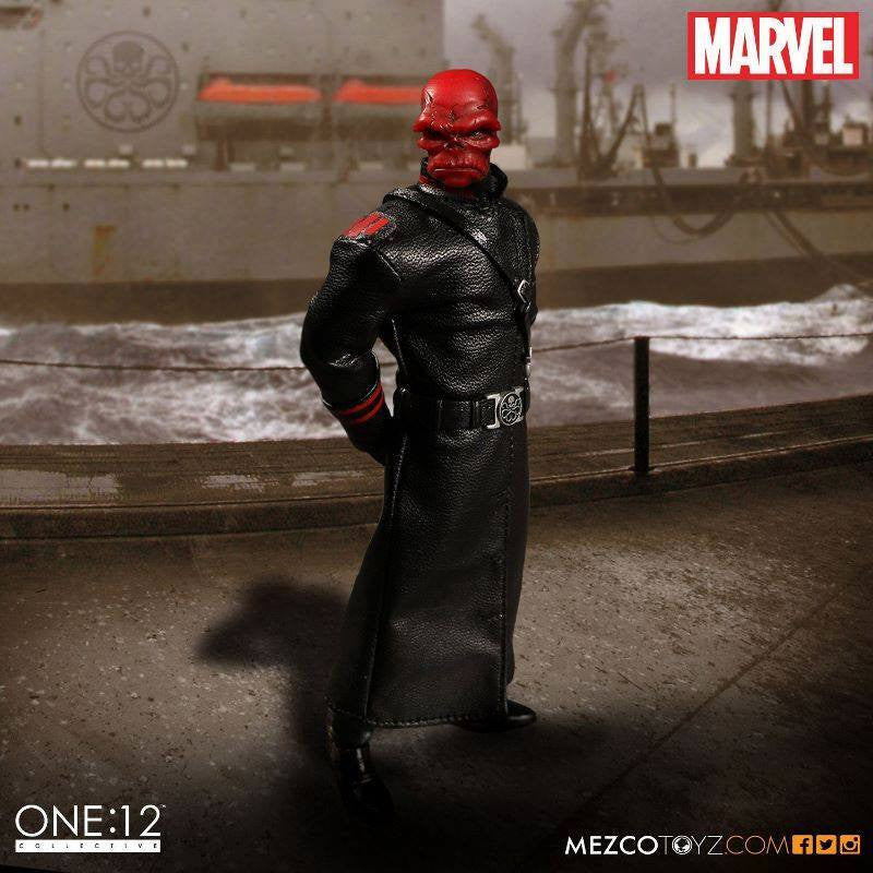 Mezco - One:12 Collective - Marvel - Red Skull - Marvelous Toys - 7