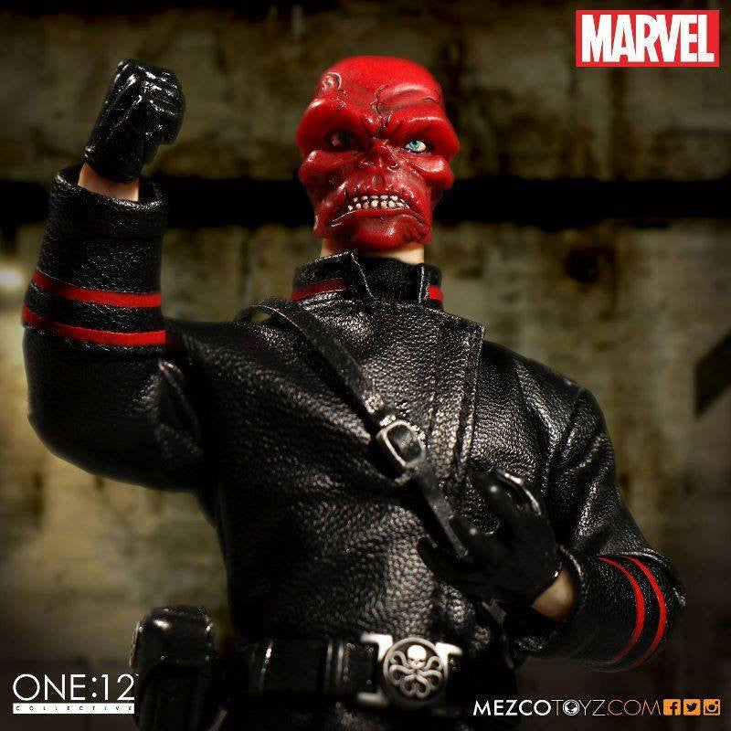 Mezco - One:12 Collective - Marvel - Red Skull - Marvelous Toys - 8