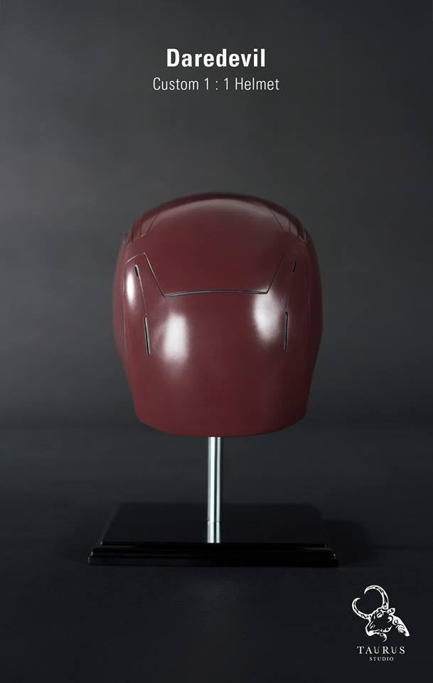 Custom Wearable 1:1 Daredevil Helmet - Marvelous Toys - 5