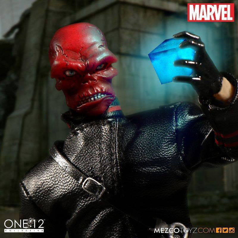 Mezco - One:12 Collective - Marvel - Red Skull - Marvelous Toys - 2