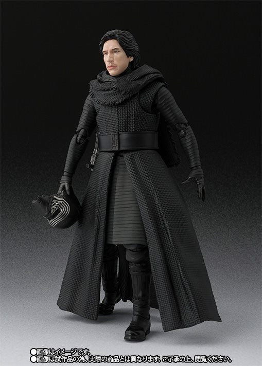 S.H.Figuarts - Star Wars: The Force Awakens - Kylo Ren (TamashiiWeb Exclusive) - Marvelous Toys - 5